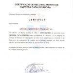 CertificadoCatalogacion